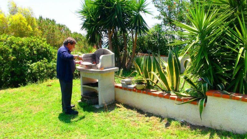 Barbecue Affitto Villa  113093 Capo Vaticano
