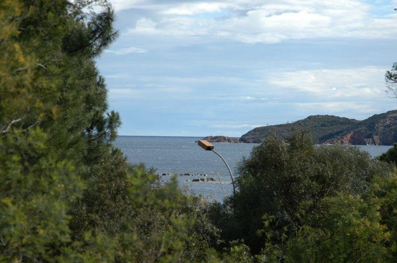 Vista dalla casa vacanze Affitto Casa 114349 Sainte Lucie de Porto Vecchio