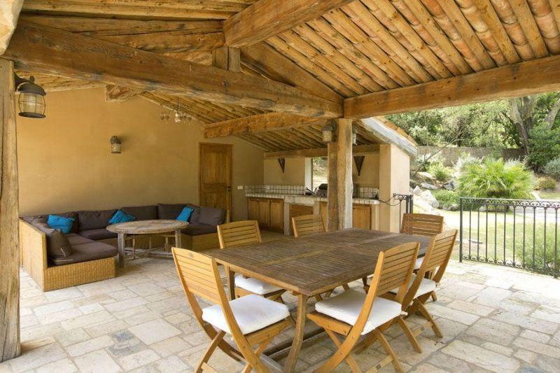Barbecue Affitto Casa 114349 Sainte Lucie de Porto Vecchio