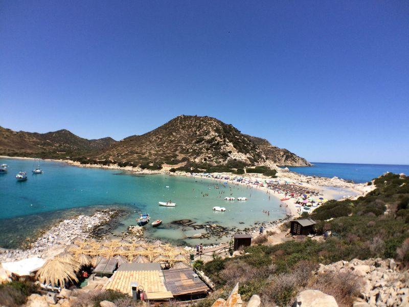 Spiaggia Affitto Villa  114794 Villasimius