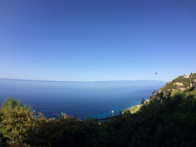 Vista dalla casa vacanze Affitto Villa  114794 Villasimius