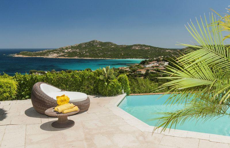 Vista esterna della casa vacanze Affitto B&B insolito 115523 Porto Cervo