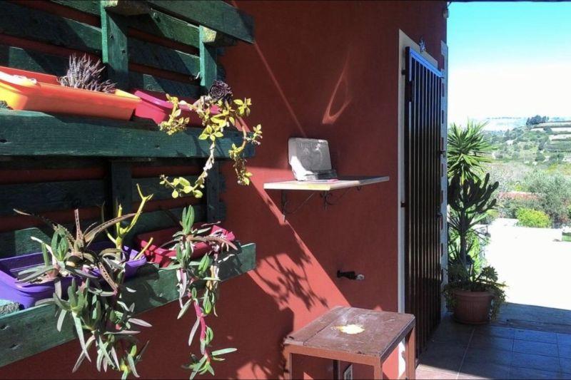 Vista dalla casa vacanze Affitto Villa  117251 Noto