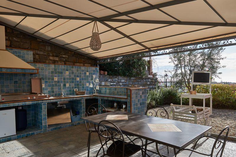 Barbecue Affitto Appartamento 117571 Diano Marina
