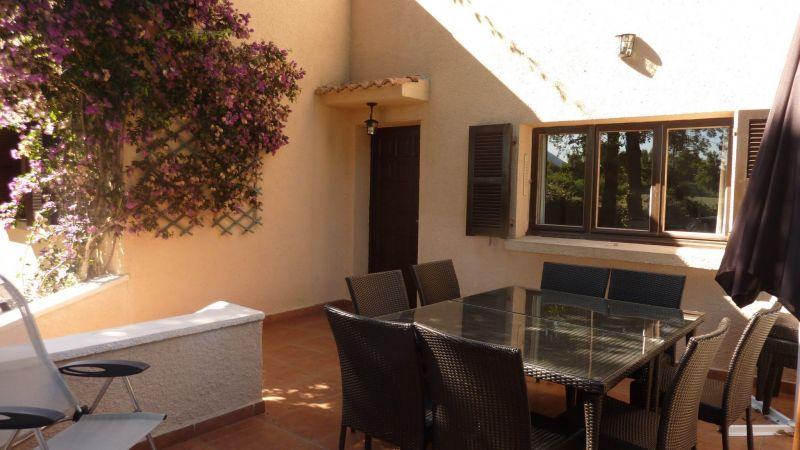Terrazzo Affitto Villa  117632 Moriani Plage