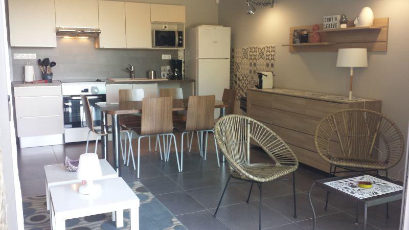 Cucina all'americana Affitto Appartamento 118572 Saint Florent