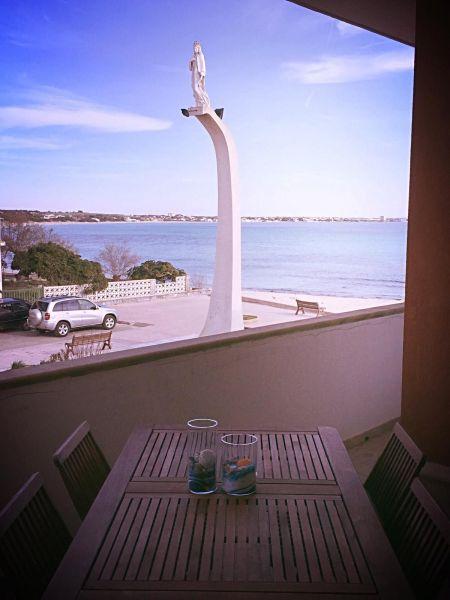 Vista dal balcone Affitto Appartamento 71293 Porto Cesareo