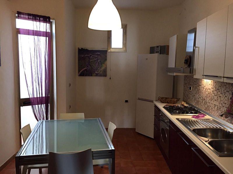 Cucina separata Affitto Appartamento 71293 Porto Cesareo