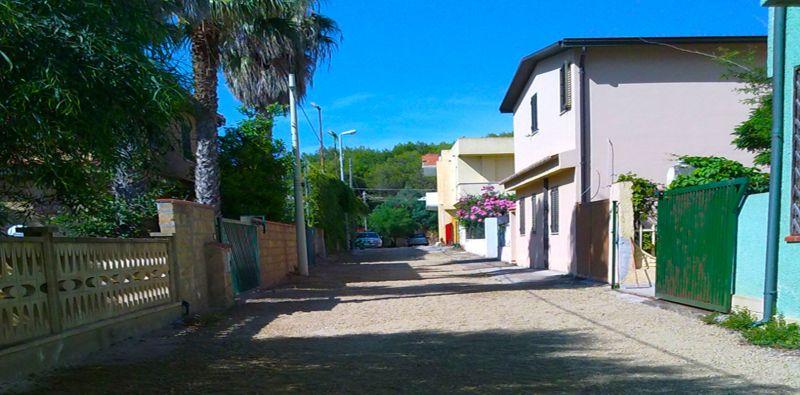 Vista esterna della casa vacanze Affitto Appartamento 72903 Isola di Capo Rizzuto