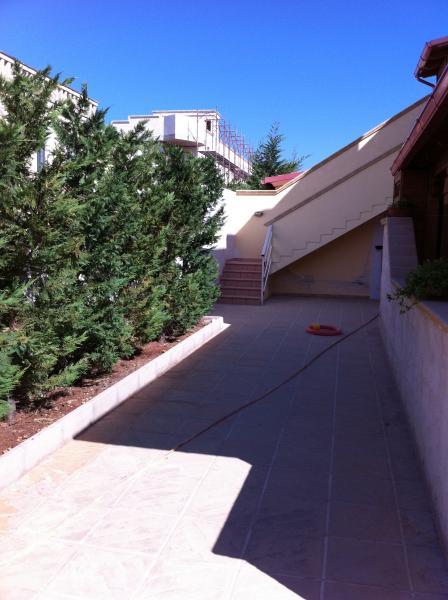 Vista esterna della casa vacanze Affitto Appartamento 73223 Manduria