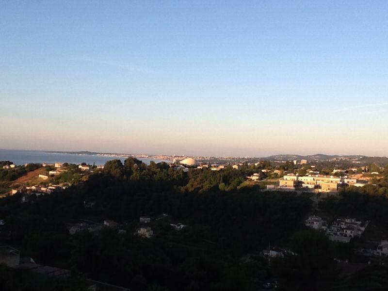 Vista dal terrazzo Affitto Appartamento 73307 Nizza
