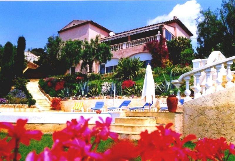 Vista esterna della casa vacanze Affitto Appartamento 73307 Nizza