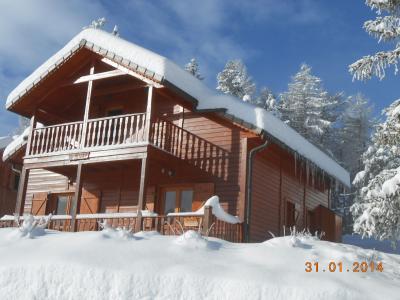 Vista esterna della casa vacanze Affitto Chalet 76008 La joue du Loup