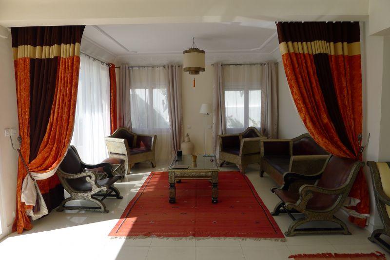 Salotto 2 Affitto Villa  76643 Agadir