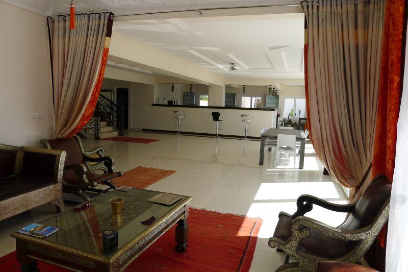 Sala da pranzo Affitto Villa  76643 Agadir