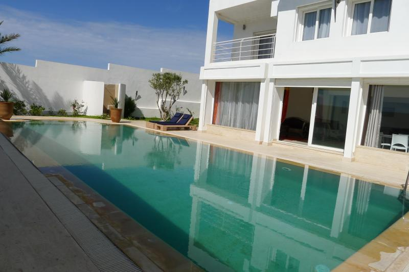 Vista esterna della casa vacanze Affitto Villa  76643 Agadir
