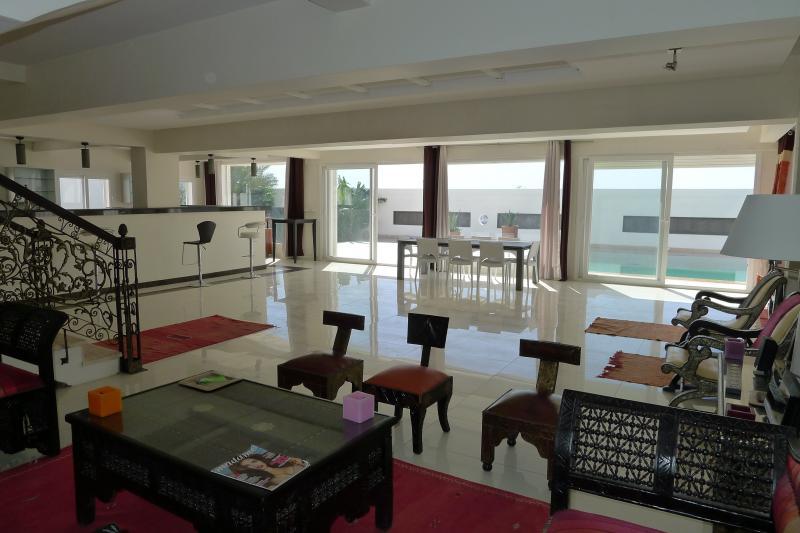 Salotto 1 Affitto Villa  76643 Agadir