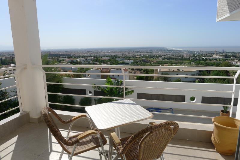 Vista dal balcone Affitto Villa  76643 Agadir