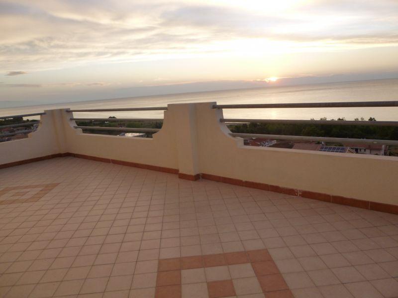 Vista dal terrazzo Affitto Appartamento 78323 Santa Caterina dello Ionio