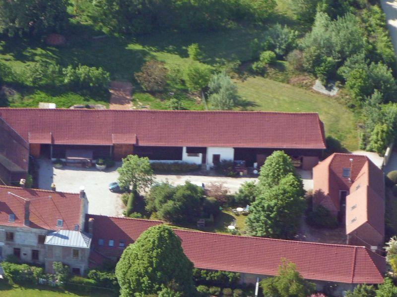 Vista esterna della casa vacanze Affitto Agriturismo 81031 Sangatte/Blériot-Plage