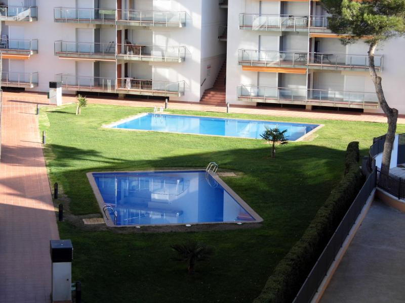 Piscina Affitto Appartamento 81607 Rosas