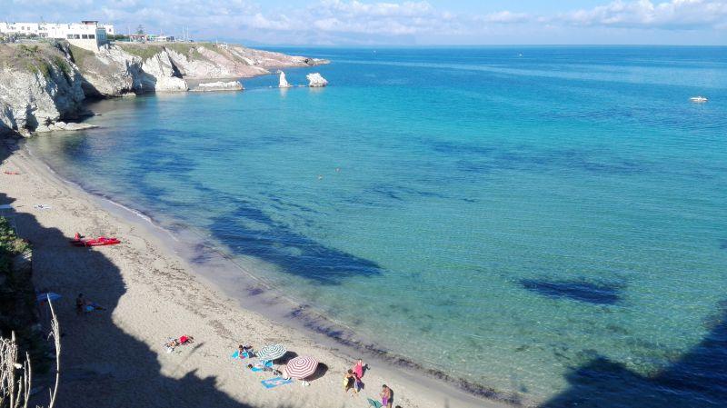 Spiaggia Affitto Villa  83225 Terrasini