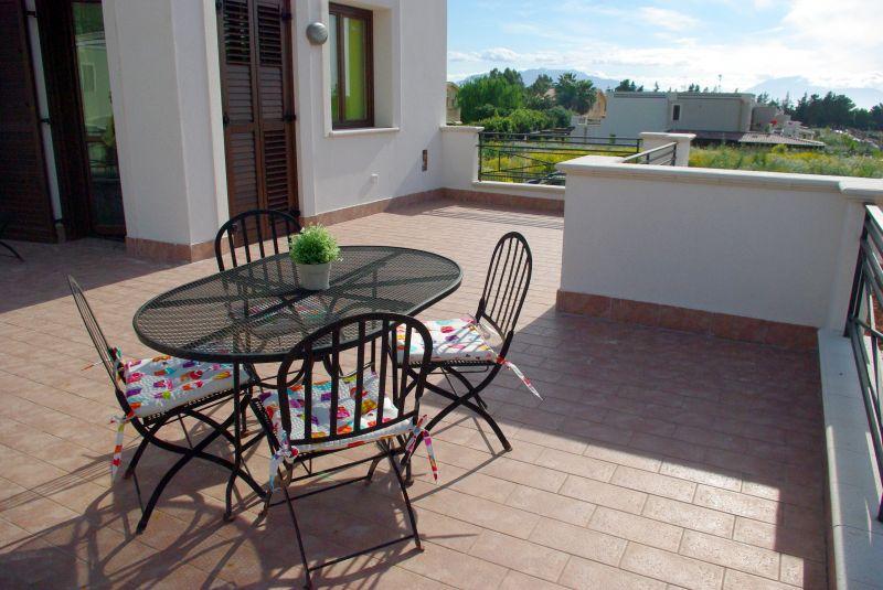 Terrazzo Affitto Villa  83225 Terrasini