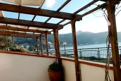 Vista esterna della casa vacanze Affitto Appartamento 86319 Palinuro