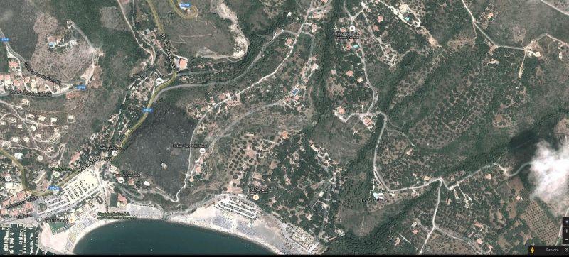 Mappa Affitto Appartamento 87898 Marina di Camerota