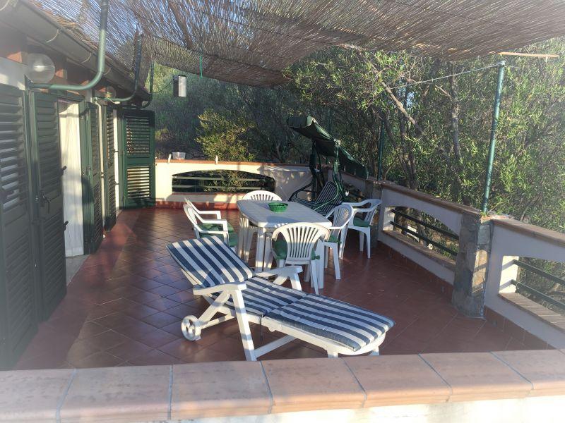 Vista dal terrazzo Affitto Appartamento 87898 Marina di Camerota