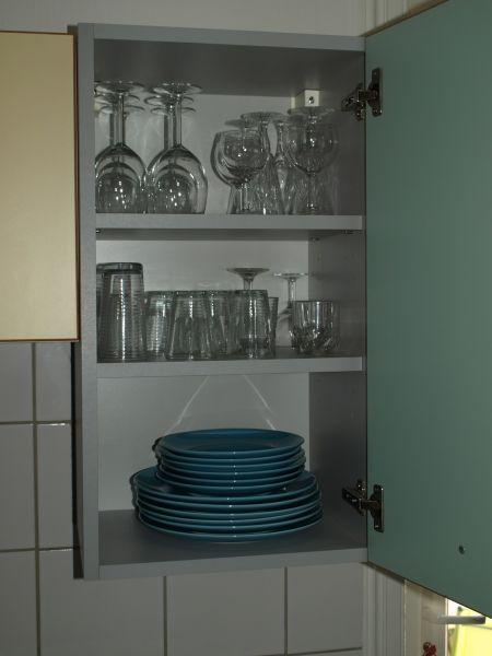 Cucina all'americana Affitto Appartamento 94885 Dinard