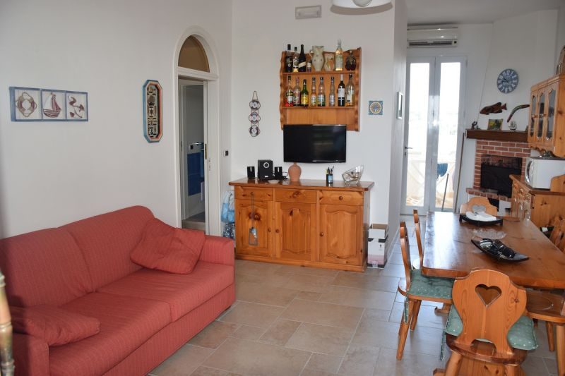Soggiorno Affitto Appartamento 97328 Porto Cesareo