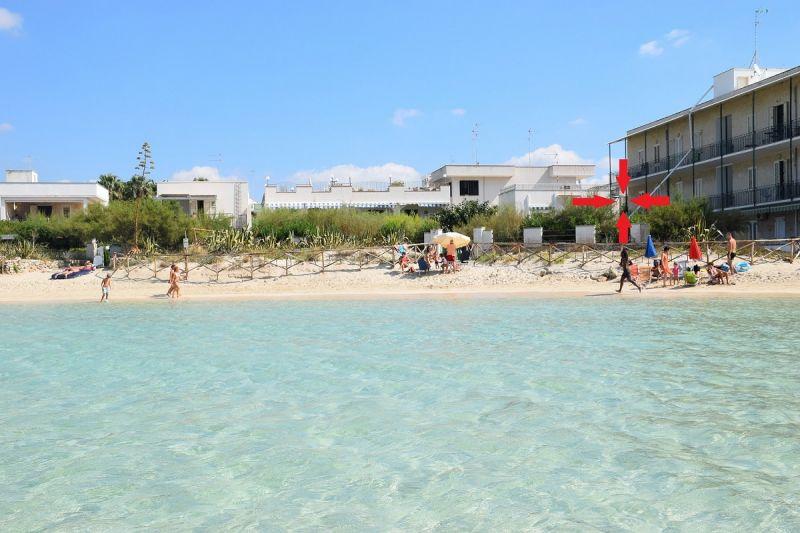 Spiaggia Affitto Appartamento 97328 Porto Cesareo
