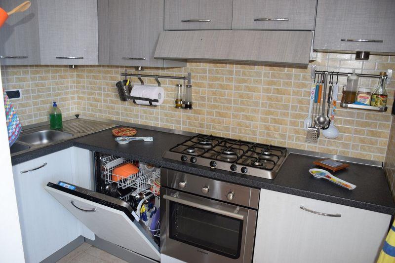 Cucina separata Affitto Appartamento 97328 Porto Cesareo