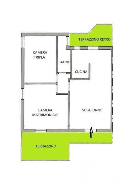 Affitto Appartamento 97328 Porto Cesareo
