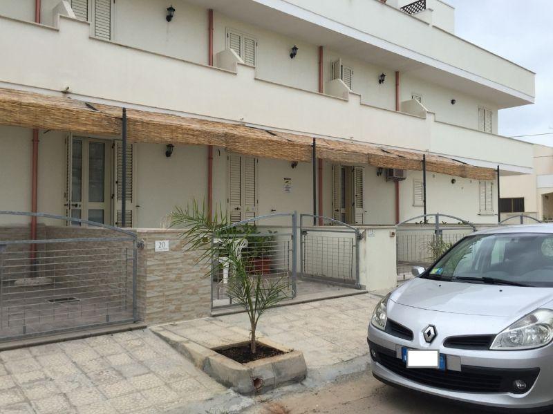 Vista esterna della casa vacanze Affitto Appartamento 97977 Ugento - Torre San Giovanni