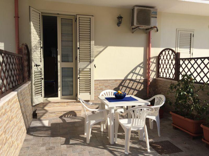 Veranda Affitto Appartamento 97977 Ugento - Torre San Giovanni