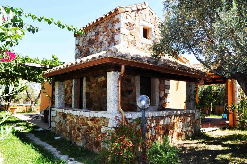 Vista esterna della casa vacanze Affitto Villa  107699 Villasimius