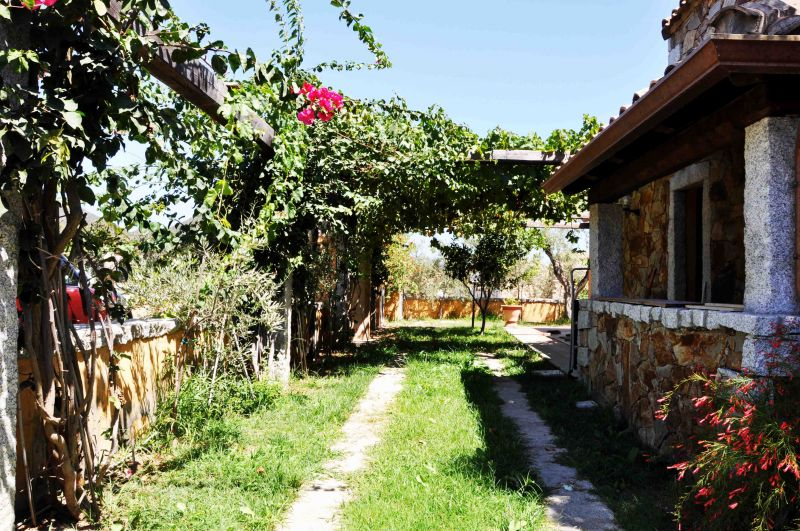 Giardino Affitto Villa  107699 Villasimius