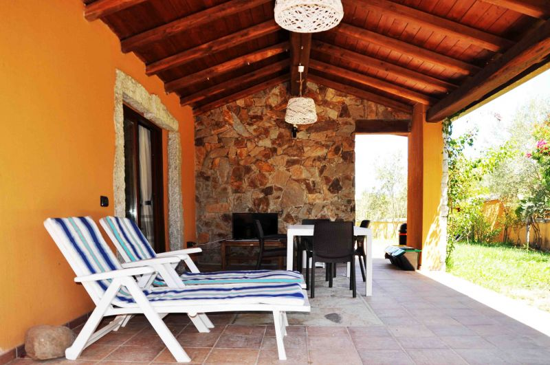 Loggia Affitto Villa  107699 Villasimius