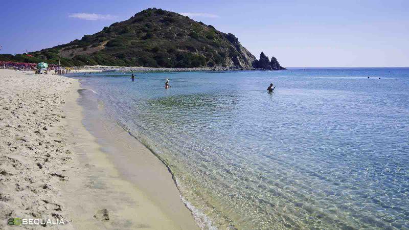Spiaggia Affitto Villa  107699 Villasimius