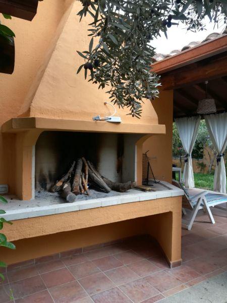 Barbecue Affitto Villa  107699 Villasimius