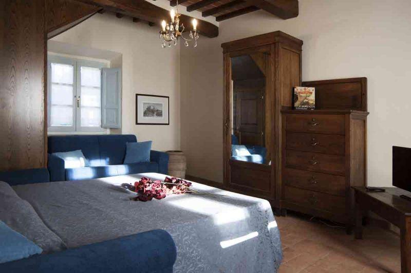 Salotto Affitto Agriturismo 109624 Siena