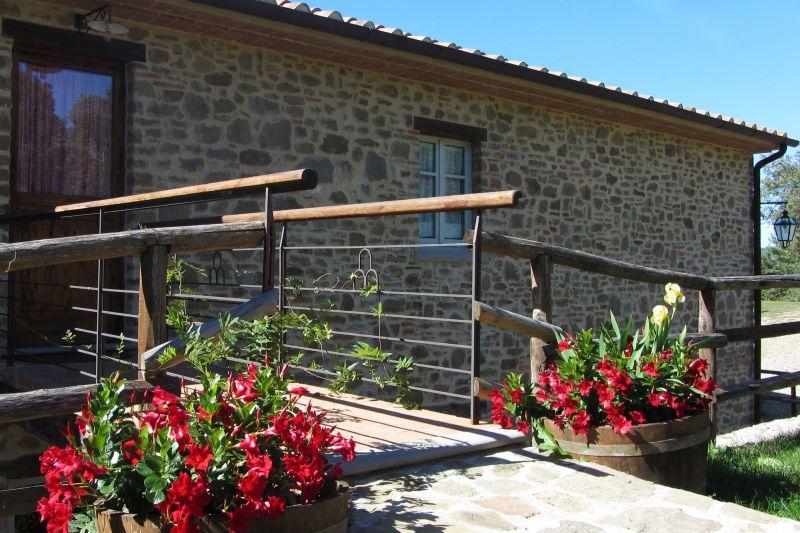 Entrata Affitto Agriturismo 109624 Siena