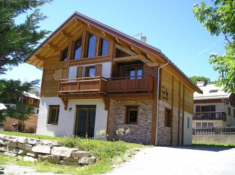 Vista esterna della casa vacanze Affitto Chalet 109921 Serre Chevalier