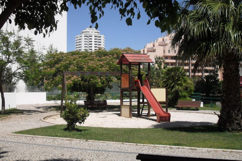 Giardino Affitto Appartamento 109923 Praia da Rocha