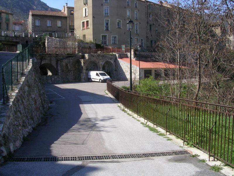 Parcheggio Affitto Casa 111872 Prades