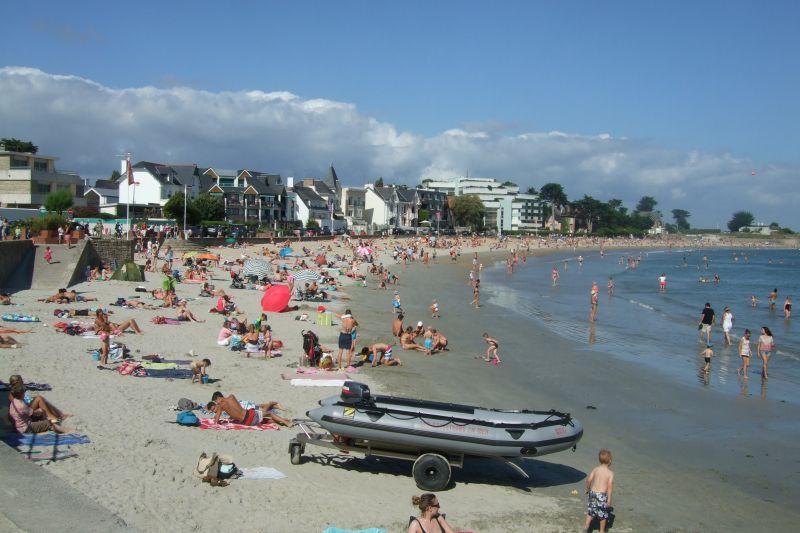 Spiaggia Affitto Appartamento 112341 Larmor Plage