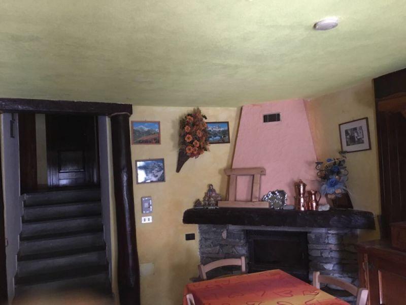 Sala da pranzo Affitto Appartamento 112532 Valtournenche