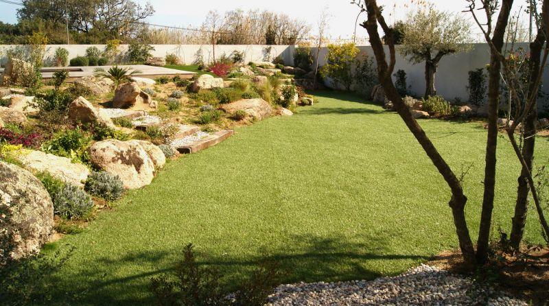 Giardino Affitto Villa  112600 Sainte Lucie de Porto Vecchio
